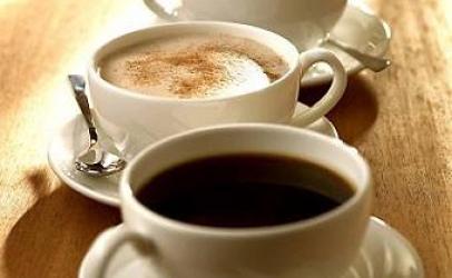 Kafeja shton produktivitetin në punë