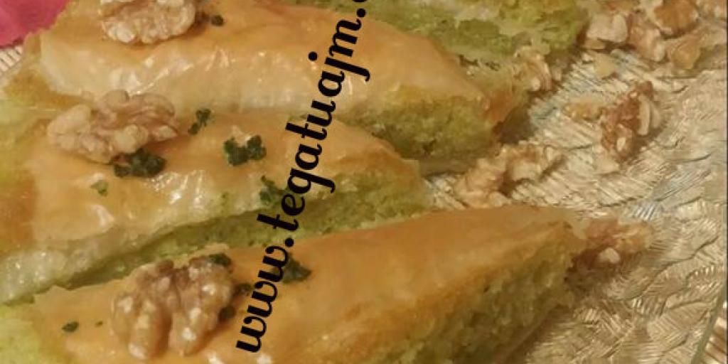 Bakllavë torte( 2 ne 1) nga Besa Gazi Xhemajliu