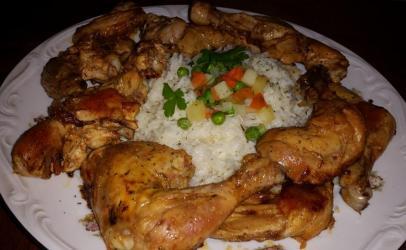 Mishe pule me rizoto dhe perime nga tegatuajm.com