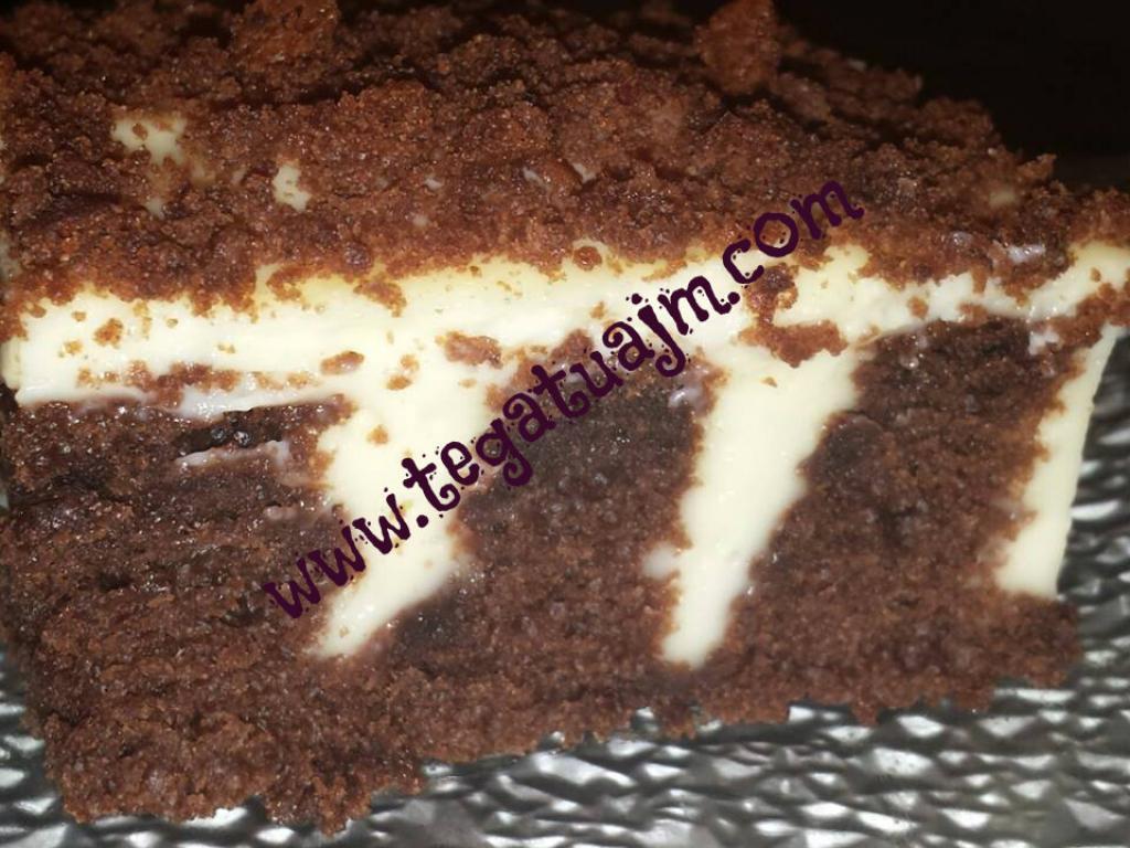 Torte e shpejt  me puding nga tegatuajm