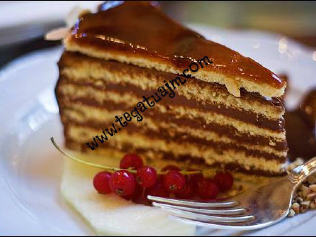 Torte e shijshme një recet hungareze