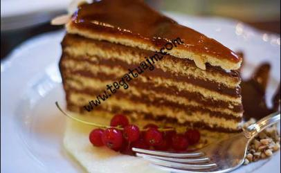 Torte me shume shije (recet  hungareze(