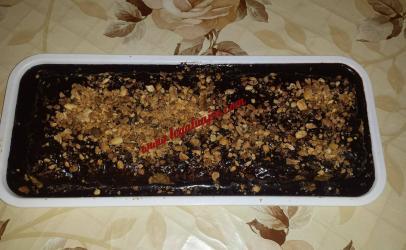Snikers torte nga Argetime Telqiu Ballanca