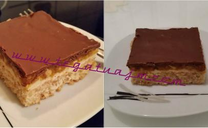 Torte snickers