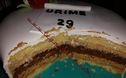 Torte për ditelindje  nga Loli Dina