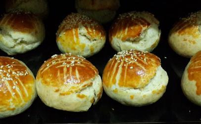 Pogaçe me djathë  nga Kaltrina Berisha