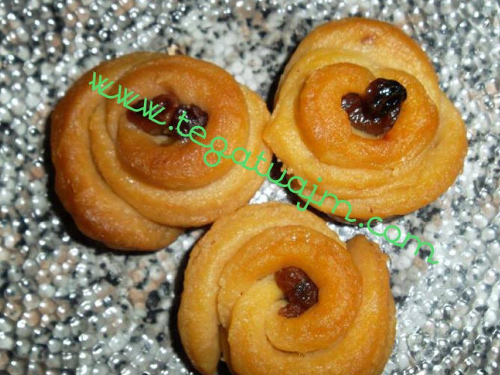 Sheqerpare në formë trëndafili