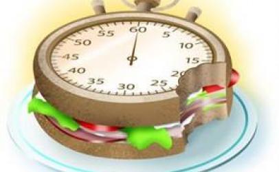 Të ngrënit shumë shpejt na shkuron jetën
