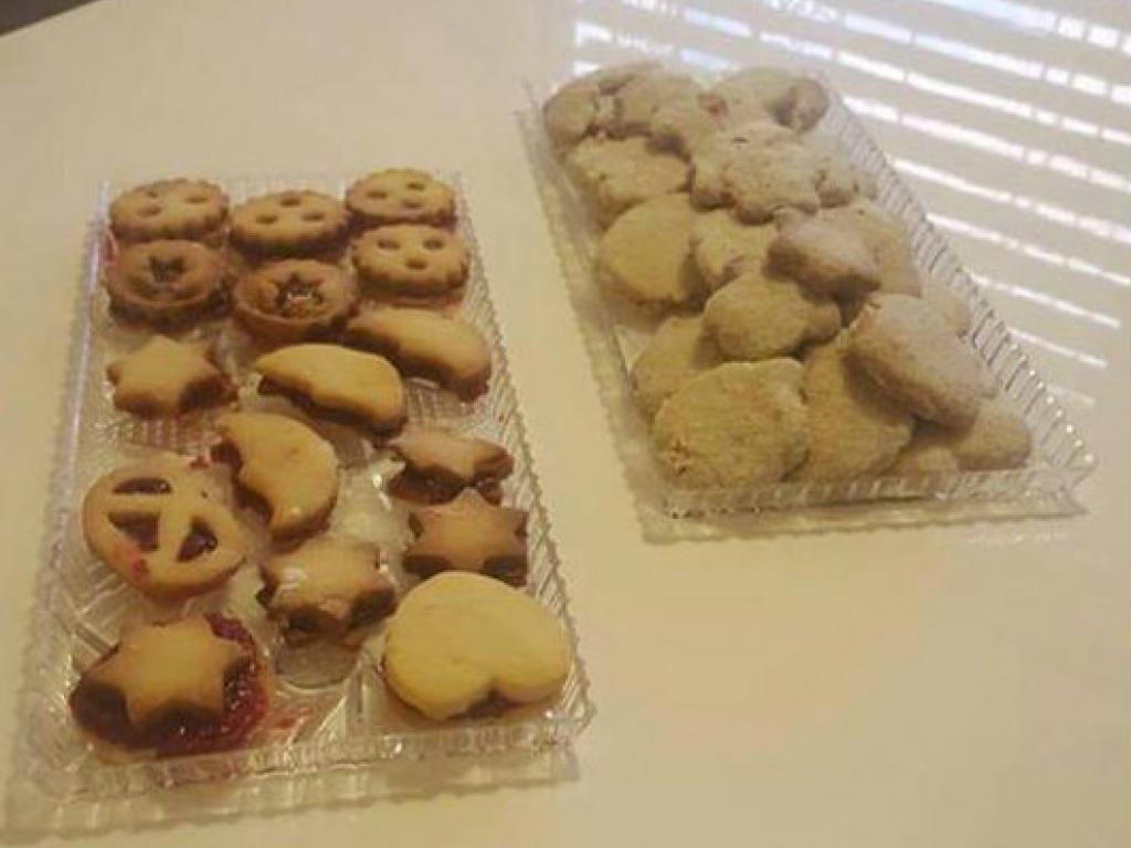 Biskota  me forma per femijë   nga Liridona Bajrami Syla