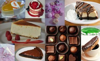 Ëmbëlsirat që ju përshtaten sipas horoskopit