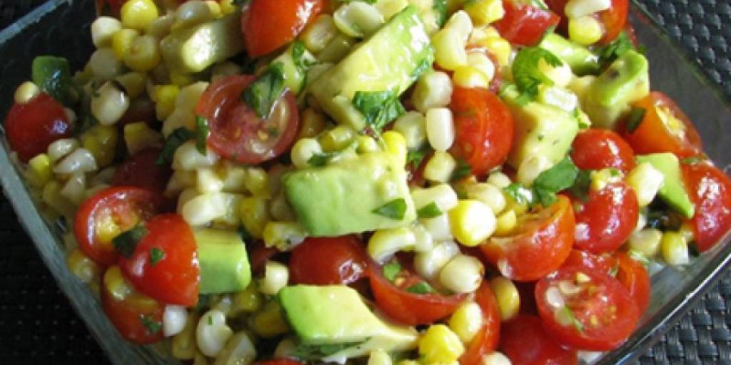 Salatë me domate