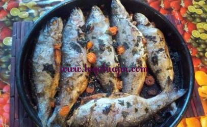 Peshqi te pjekur ne furre
