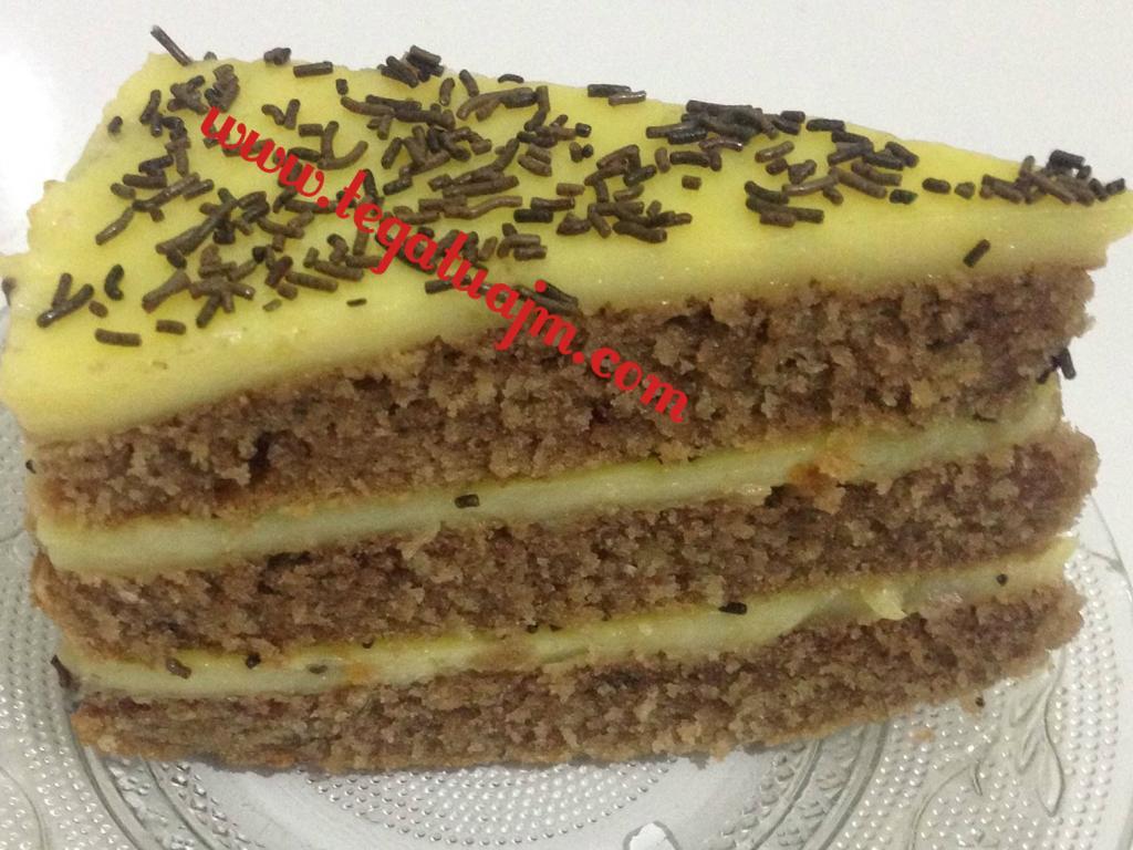Torte me shije vanilje dhe kakao