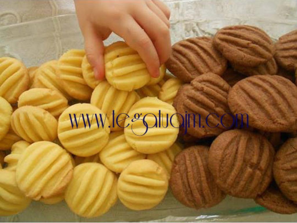 Biskota me pudinge nga Krenare Jashari