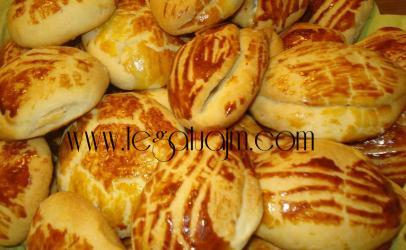 Pogaçe te vogla me djathe nga Kaltrina Berish
