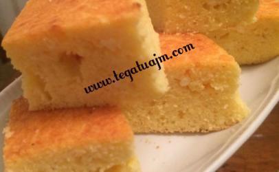 Krelan(proja) me miell misri dhe djathe nga tegatuajm