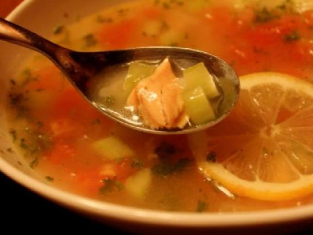 Supë me pulë