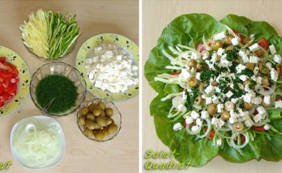 Sallata greke