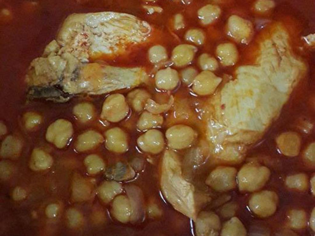 Nohut me mishe pule nga Kaltrina  Berisha