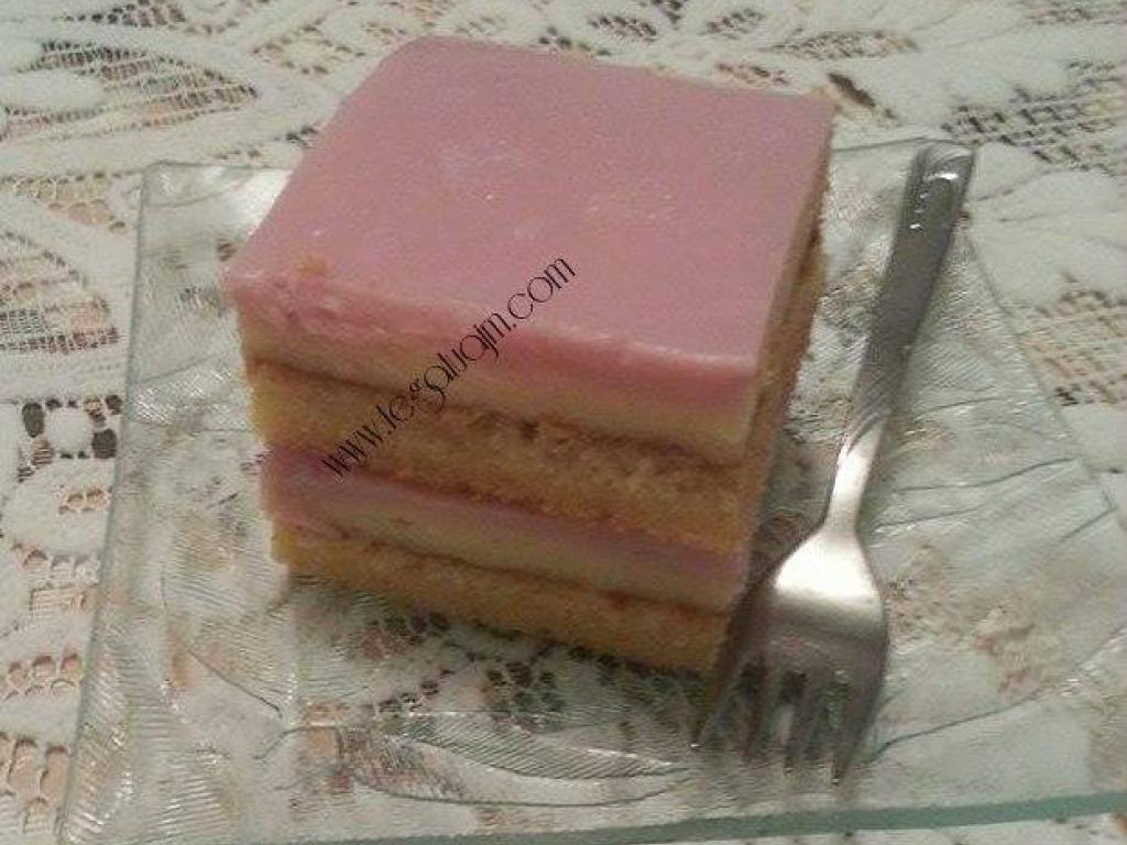 Torte  me dy krema nga Hajrije Sinani