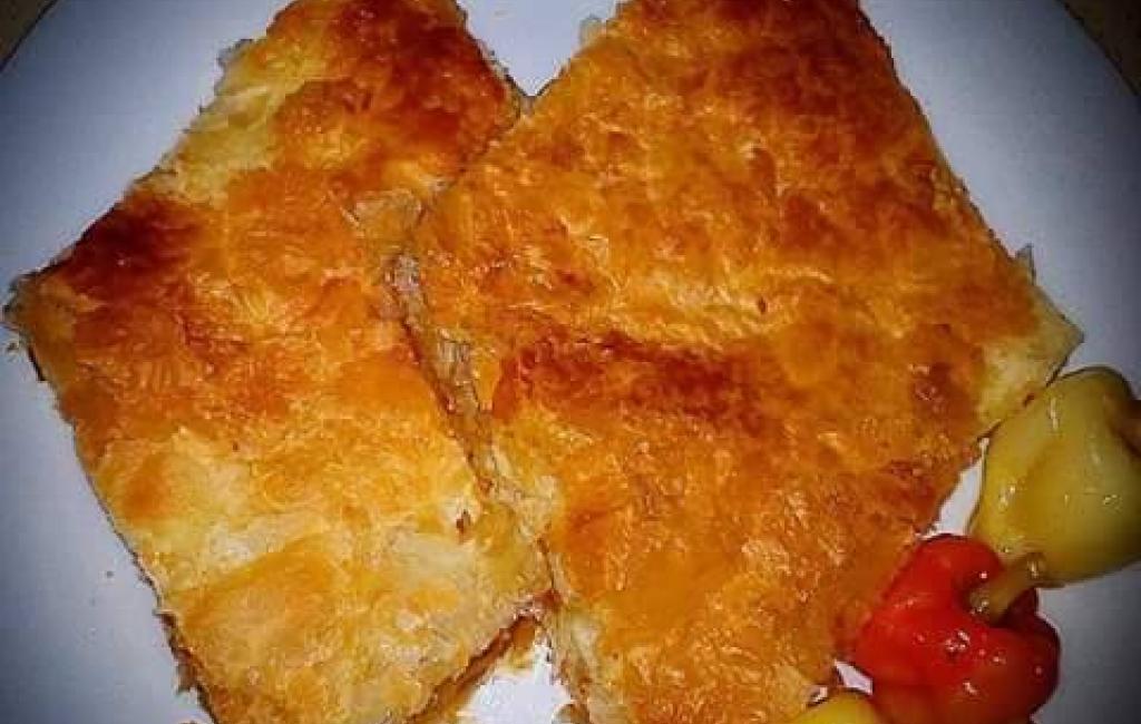 Pite me lakra nga Bardhe Buçaj