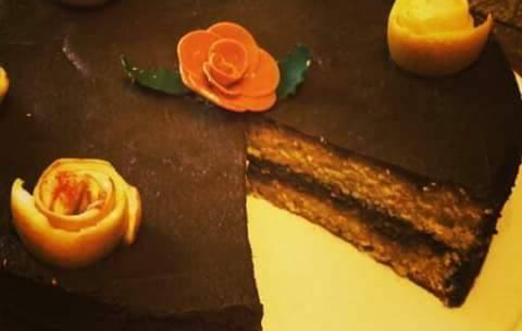 Torte me çokollatë