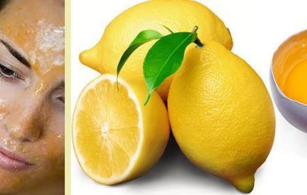 Maskë antirrudhë me limon