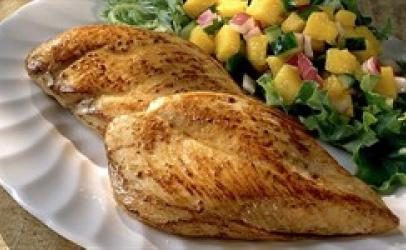 Mish i bardhë me kikirika