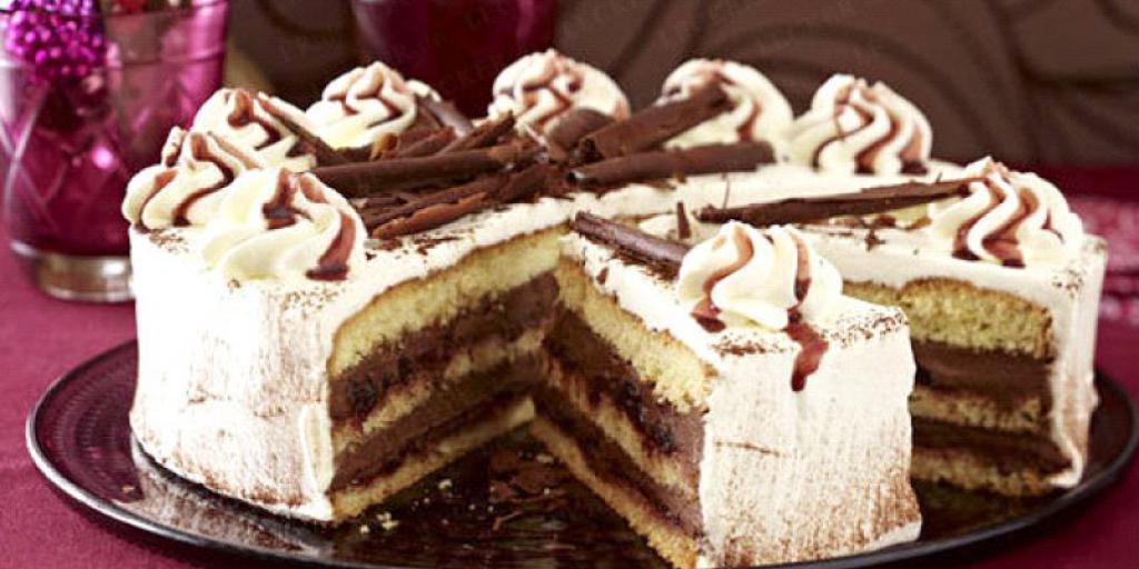 Torte me biskota  tiramisu