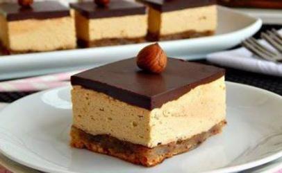 Torte e shijshme me lajthi