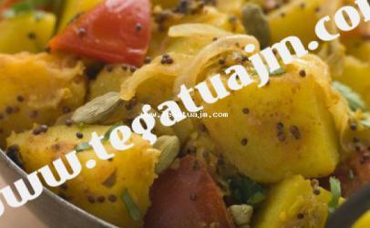 Tavë me mish e patate