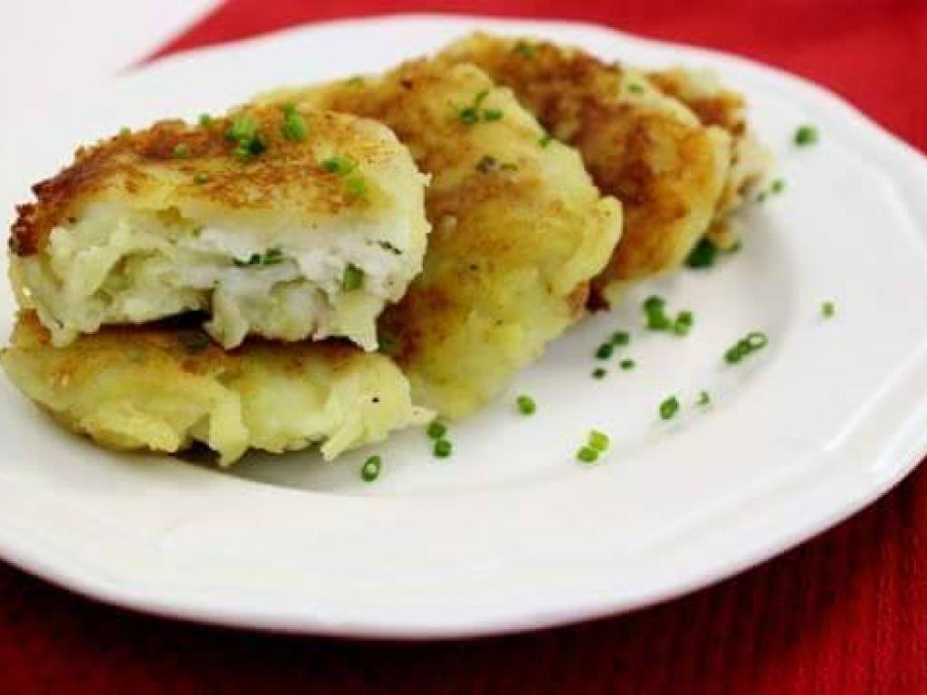 Qofte me patate