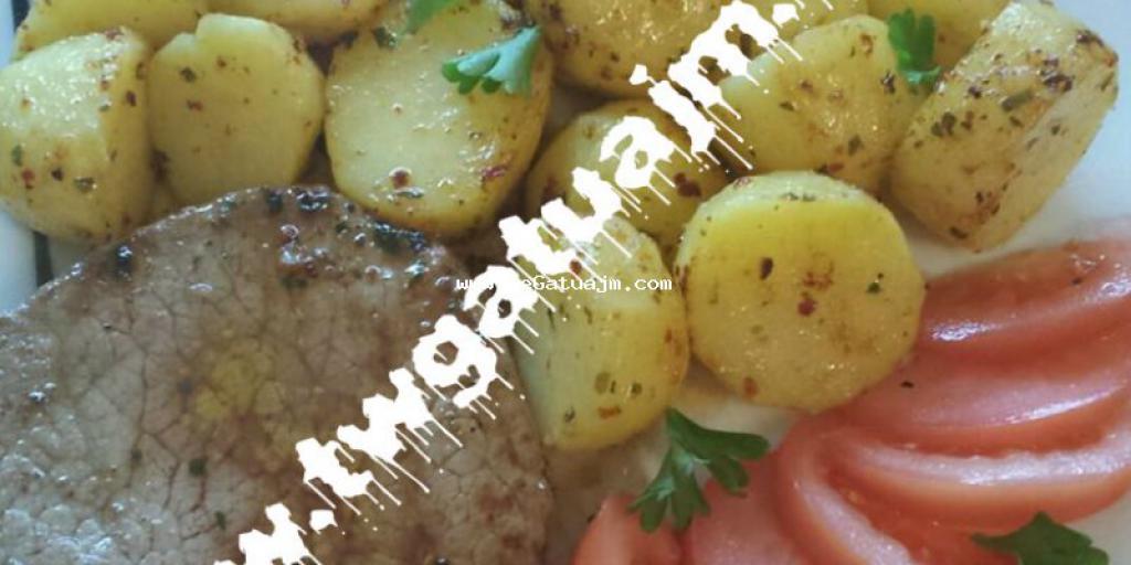 Mish  viqi(ramstek) me patate
