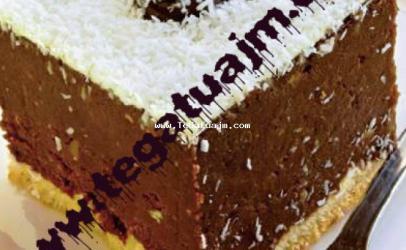 Torte me cokolad dhe kokos