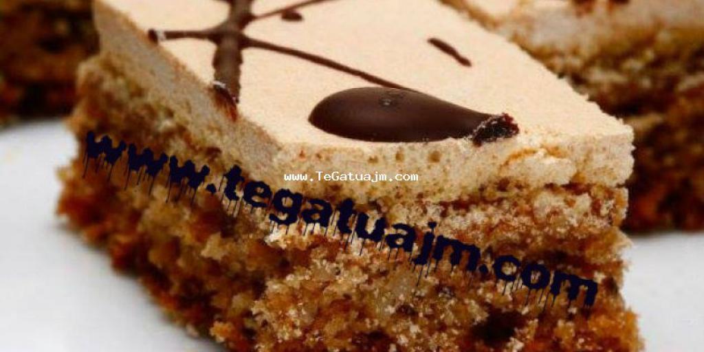 Tortë me  arra