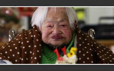 Njeriu me i vjeter ne botë dhe sekretet e saj