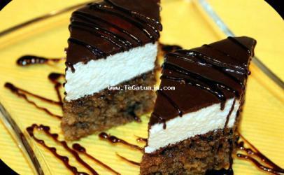 Torte  me arrë kokosi