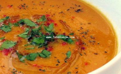 Supë turke me thjerrëza të kuqe
