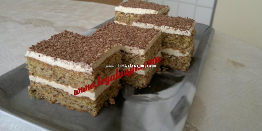 Torte e shijshme me rende