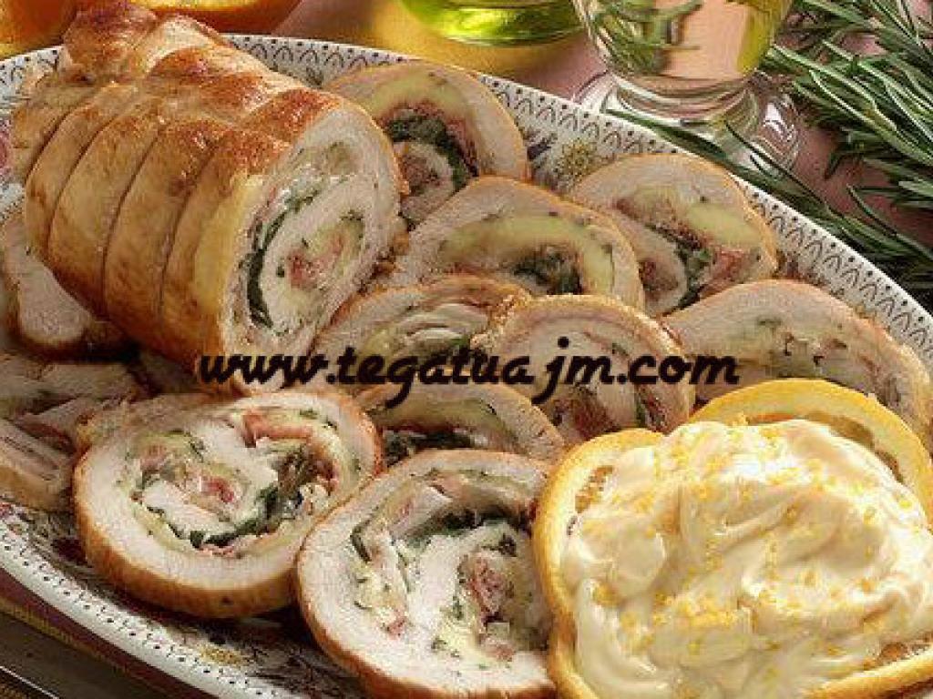 Role me mish pule dhe omlet