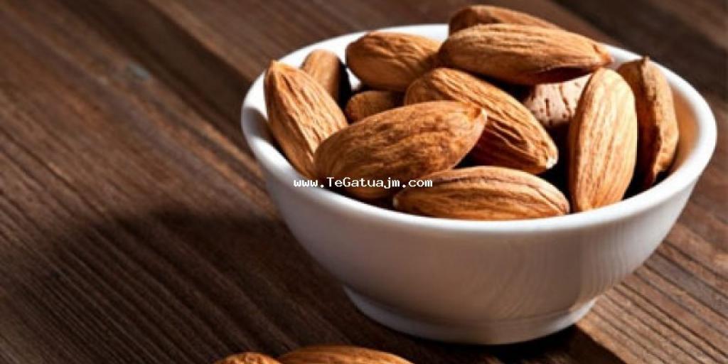 Bajamet rrisin nivelin e vitaminës E dhe ulin kolesterolin